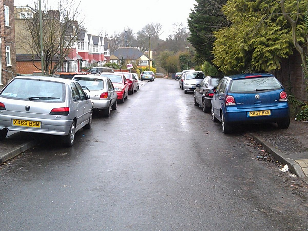S2 Car Parking They Seem To Be Becoming Car Parks Calls Made To Ban