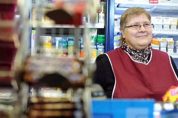 Cardiff shop assistant picks up national bravery award - Wales Online - shop assistan