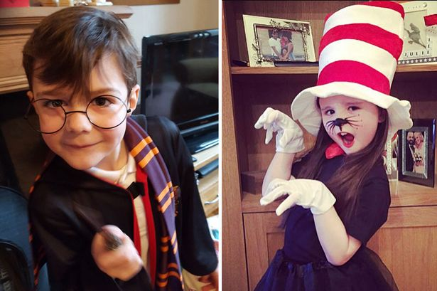 Harry Potter and The Cat in the Hat add even more fun to World Book