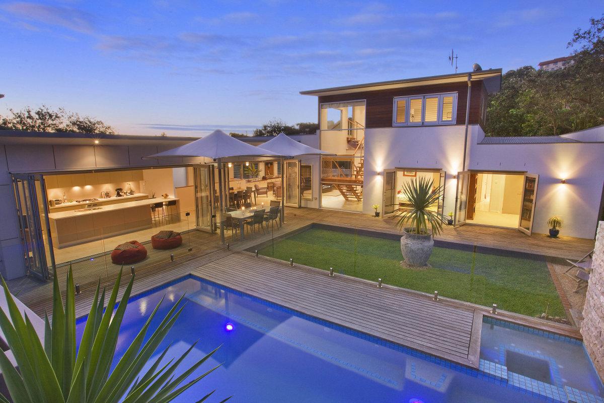 ground pool real australian home pool photo home swimming pools diy kris allen daily