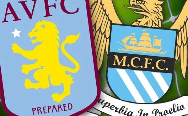 Aston Villa V Manchester City Head To Head Key Men Stats