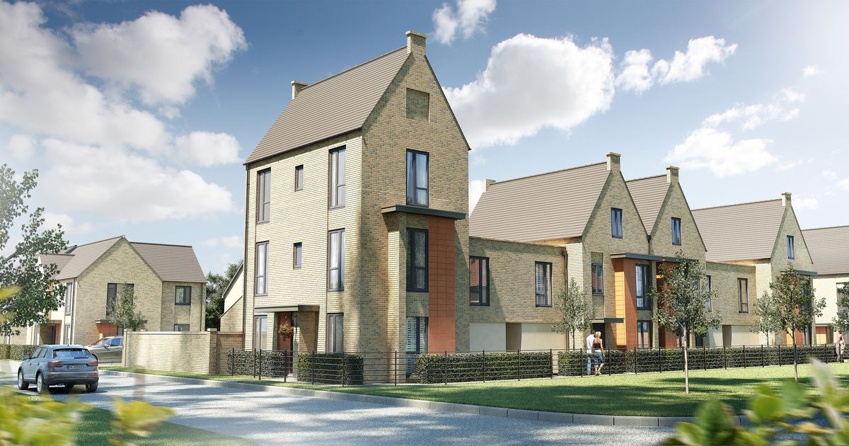 first new northstowe homes set to go on sale