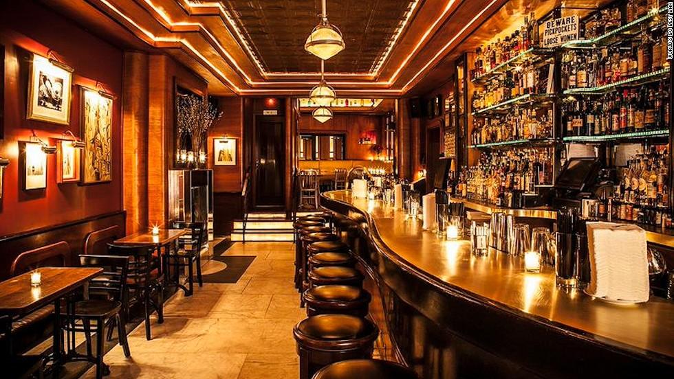 The 50 Best Bars Around The World In 2015 - Cnn.Com