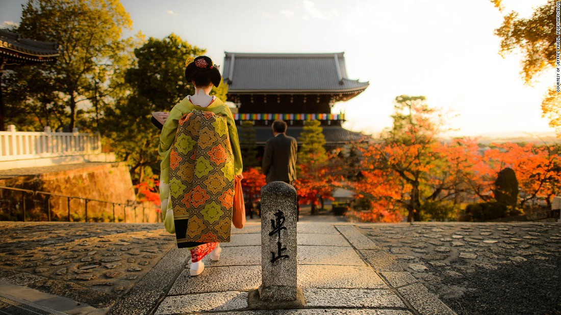 Tokyo Geisha Girl Wallpaper Background Kyoto Insider Travel Guide Cnn Com