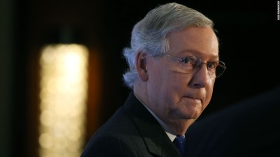Mitch McConnell says he spoke 'inartfully' about GOP nomination going to second ballot ...