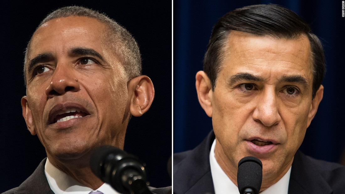 President Obama lashes out at Rep Issa - CNN Video - barack obama resume