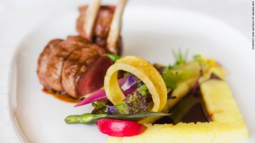 <strong>Don Alfonso at Helena Bay, Northland, New Zealand: </strong>Don Alfonso at Helena Bay plates up a six-course degustation menu which changes nightly.