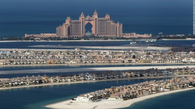 Making Atlantis: Dubai's artificial islands