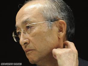 Toyota's Watanabe