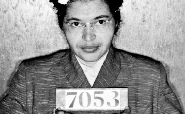 Opinion It S Time To Free Rosa Parks From The Bus In