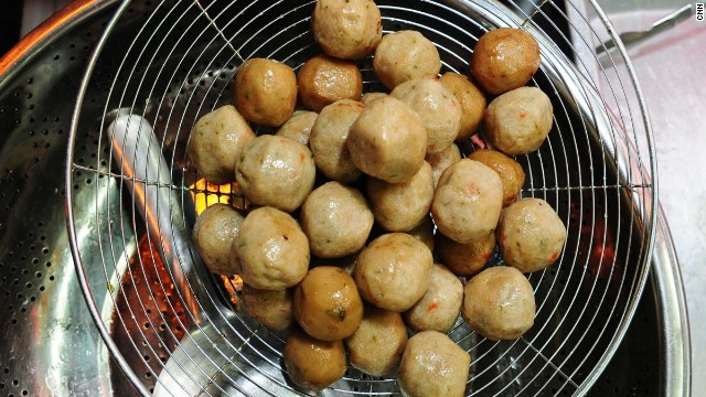 They might look and taste like fish balls, but these fried goodies are actually animal-free. Given how important flesh is to the traditional Chinese diet, it's little surprise that Taiwan is a leader in mock meat dishes that could fool even the most hardcore carnivore.