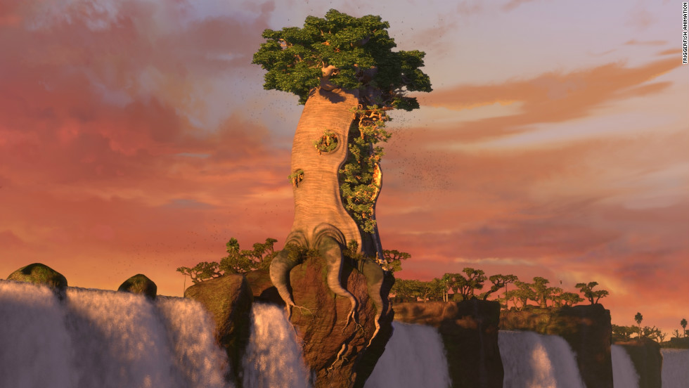 3d Wallpaper Durban Zambezia 3d Animation Puts South Africa Film In The