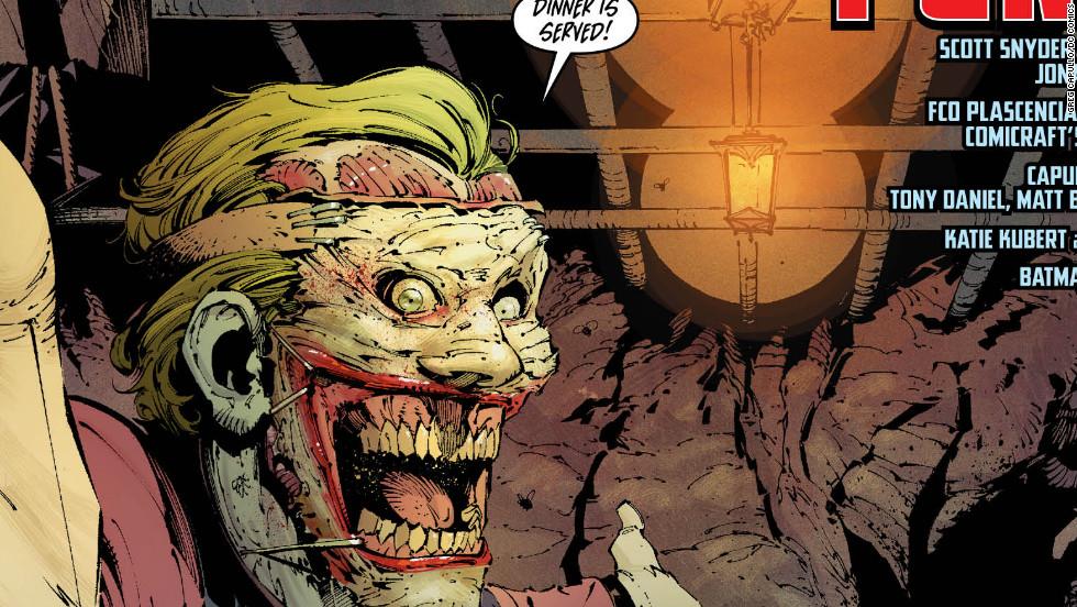 Dark Knight Falls Wallpaper Joker S Next Move Will Shock Bat Fans Cnn Com