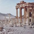 Baalshamin temple Palmyra