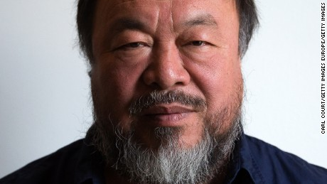 Ai Weiwei: Trapped in China, I saw my creations 'through a mirror'