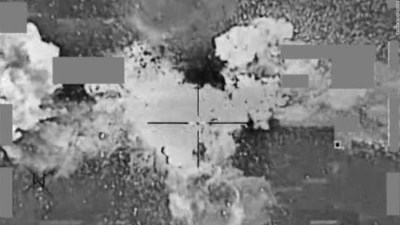 U.S. airstrike on ISIS cash depot sends money into air ...