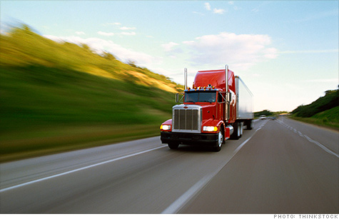 Tons of trucking jobs that nobody wants - Jul 24, 2012