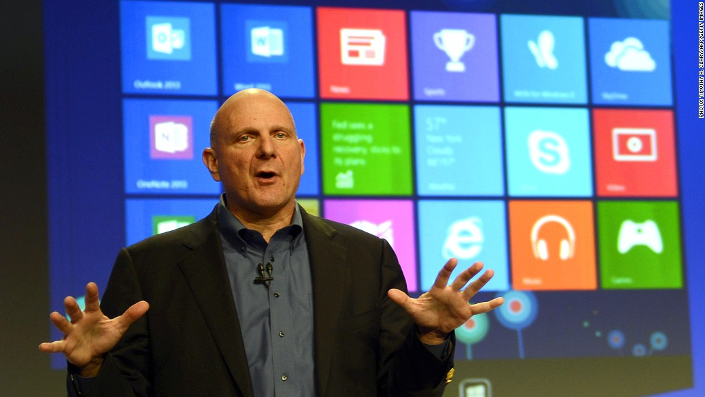 Ballmer No retirement pay but still crazy rich