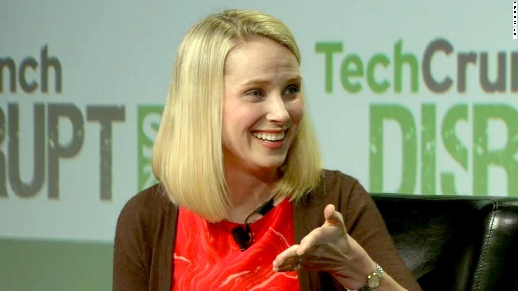 Marissa Mayer Yahoo gets 12,000 resumes a week - resumes by marissa