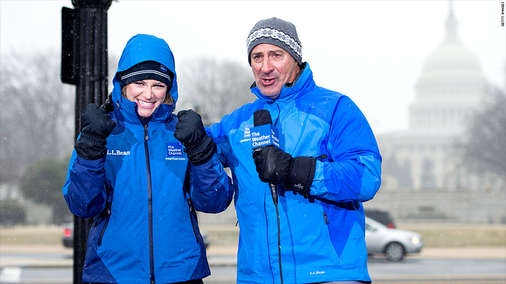 is the weather channel coming back to directv
