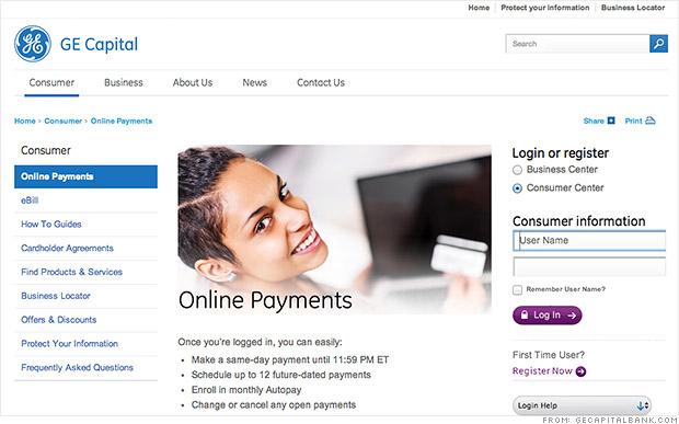 Yamaha Credit Card Capital One Login