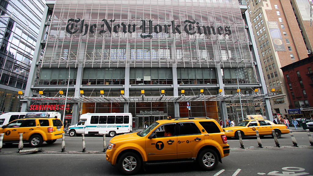 The New York Times strategy memo - strategy memo