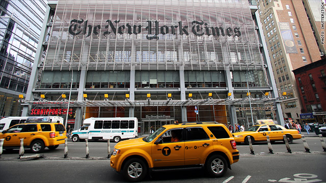 The New York Times strategy memo