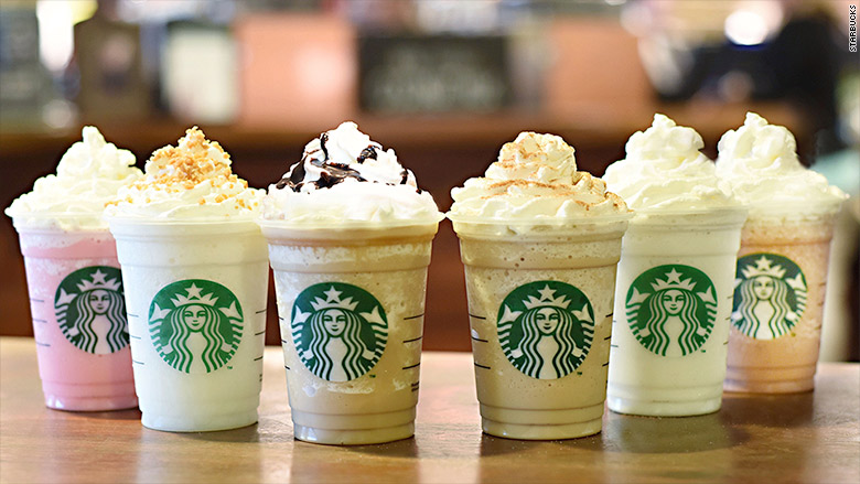 Cute Frappuccino Wallpaper 6 New Frapp Flavors At Starbucks