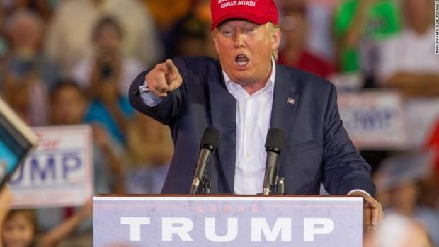 Trump on inheritance and $  1 million loan