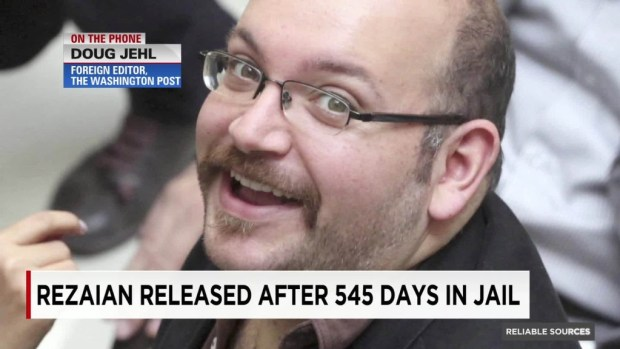 Washington Post editors react to Jason Rezaian's release