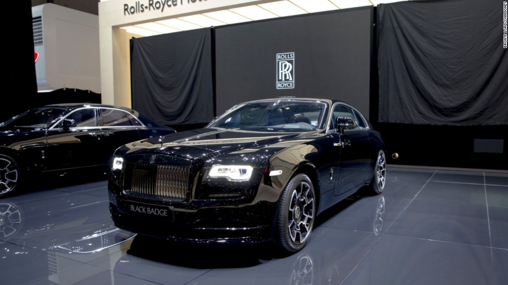 8 Million Dollar Car Wallpapers This New Rolls Royce Has A Snarl