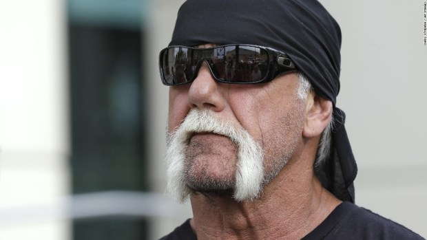 Hulk Hogan testifies in sex tape trial