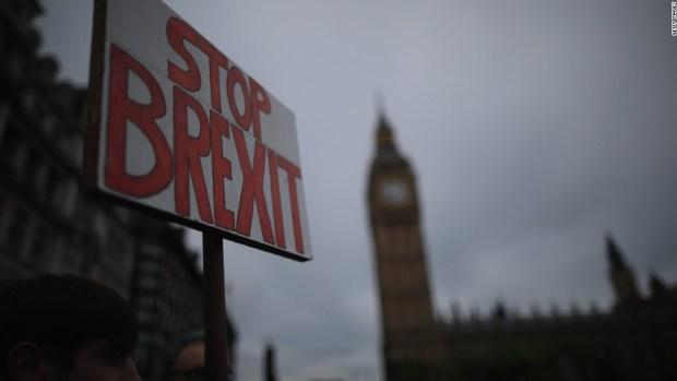 EU Millennials in London: Devastated about Brexit