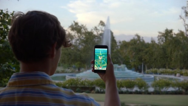 Everyone is going crazy over Pokemon Go