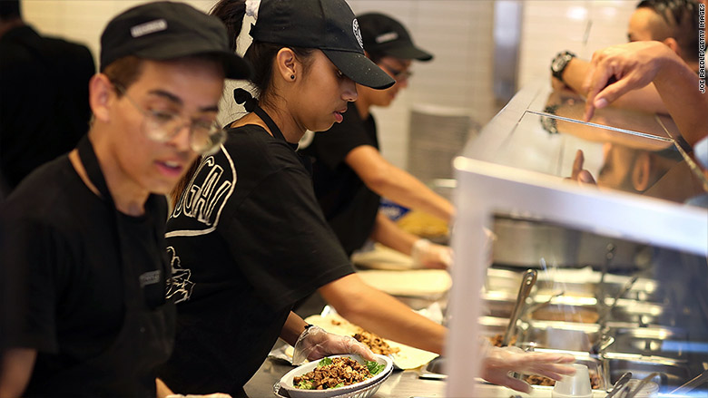 Chipotle Mexican Grill Congresswoman Calls For Federal Investigation Into
