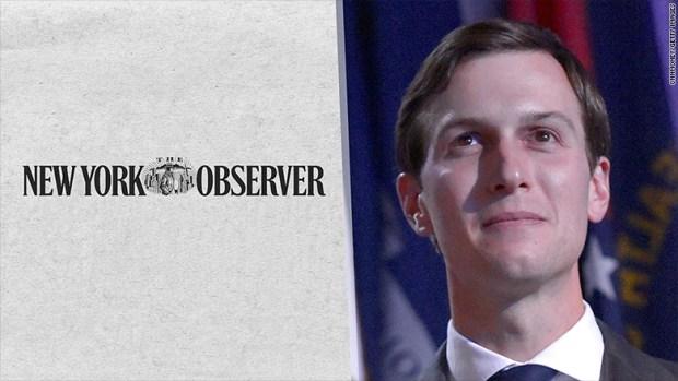 jared kushner new york observer