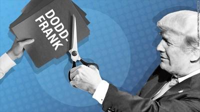 Dodd-Frank under siege: Trump begins dismantling Obama financial regulations