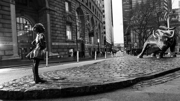 State Street: Why we commissioned the Wall St. 'Fearless Girl'