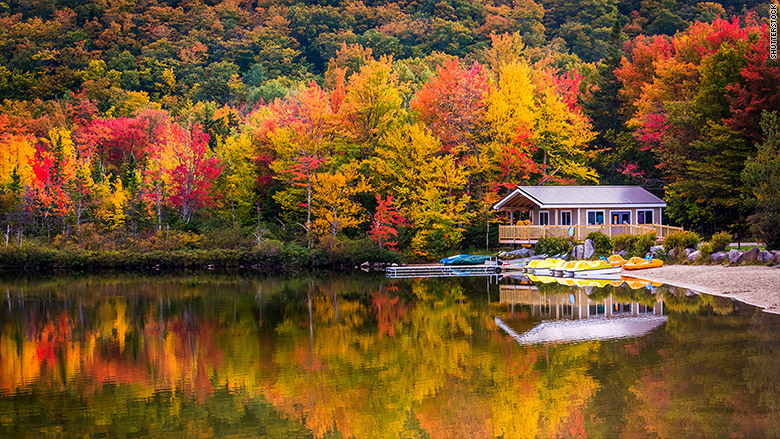 Live Moving Fall Wallpaper For Pc New Hampshire The Best States To Live In Retirement