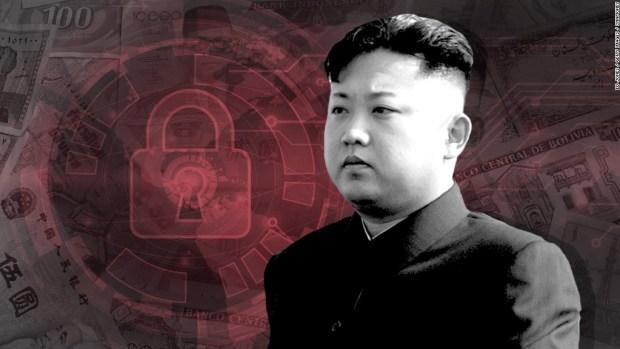 North Korea's cyber wars