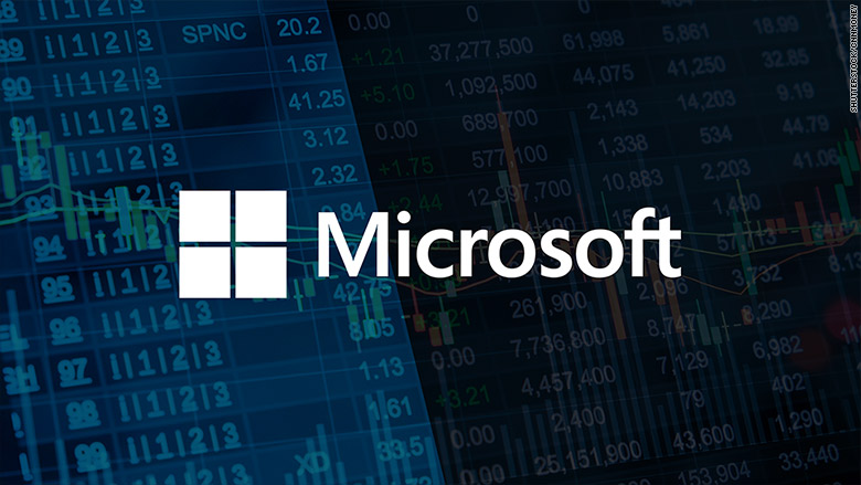 Microsoft takes $138 billion charge from tax bill