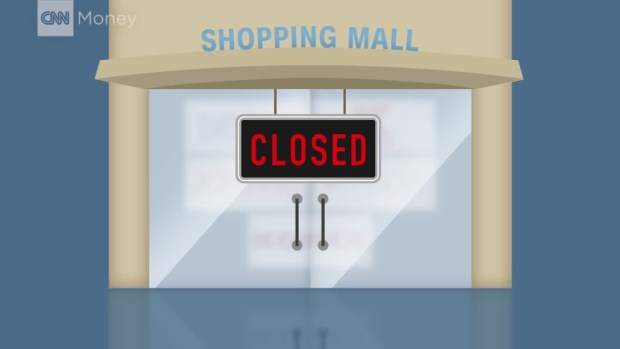 Is the mall dead?