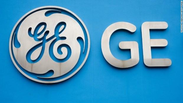 GE logo General Electric