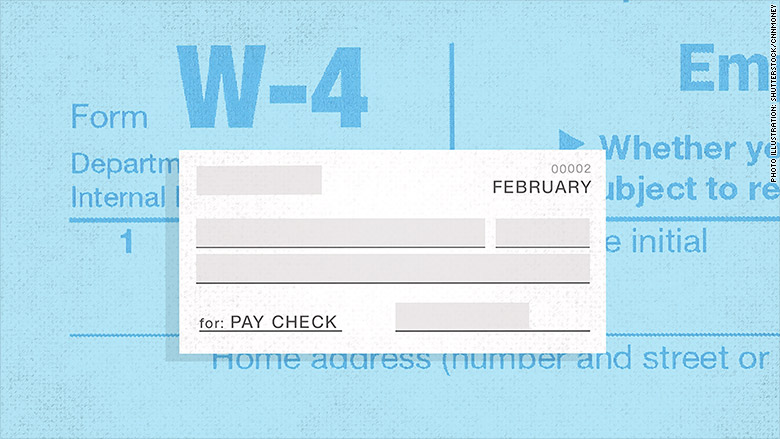 Here\u0027s how much paychecks may go up this month because of the new