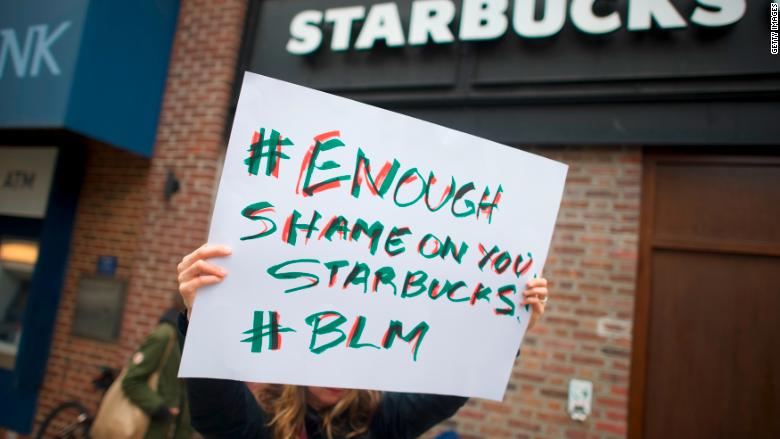 Starbucks store manager whose call to police led to arrests of black - starbucks store manager