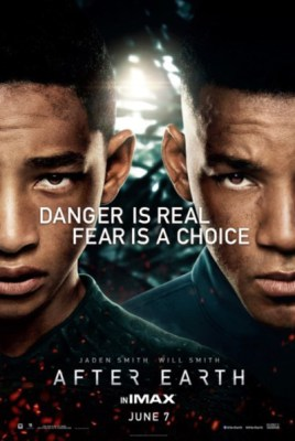 Will Smith's 'After Earth': Fear is a choice in new trailer, poster