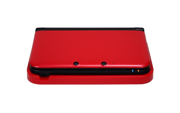 Nintendo Wallpaper Iphone X Red Nintendo 3ds Xl