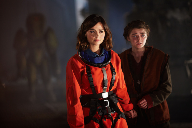 Doctor Who S09E05: 'The Girl Who Died'