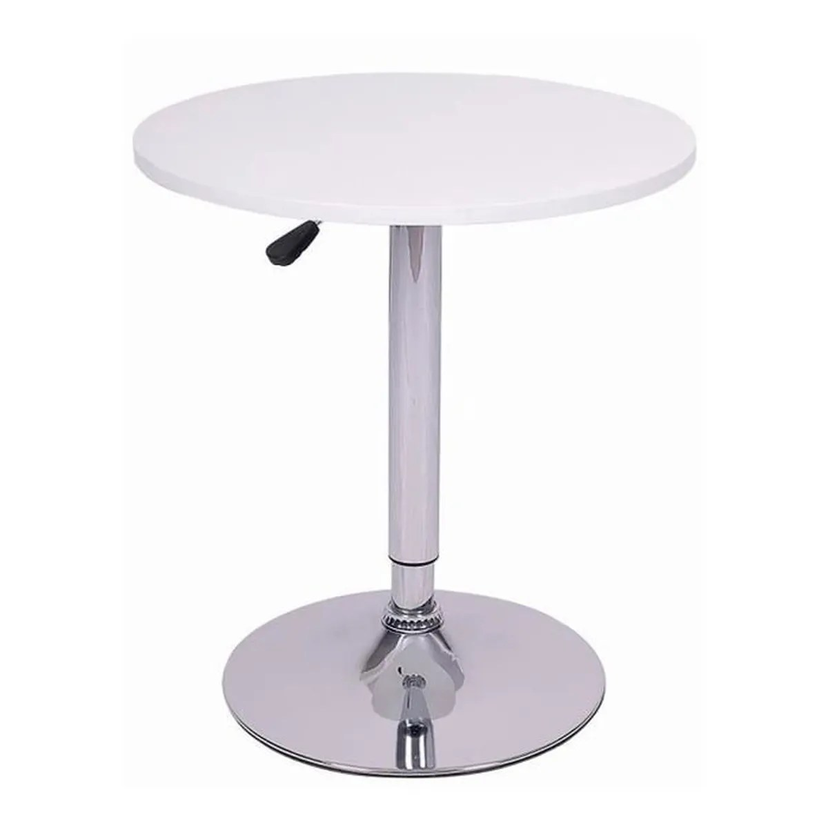 Table Haute Ronde Kit Closet 7050070501 -table Haute Ronde Blanc - Achat