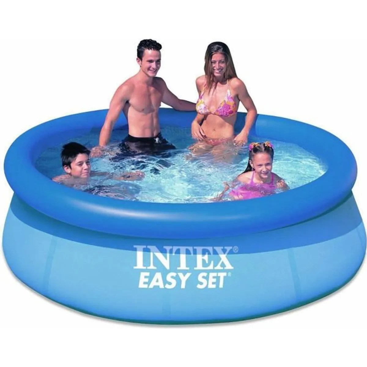 Achat Piscine Intex Piscine Autoportée Intex Easy Set 183 X 51 Cm Achat